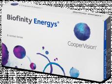 Biofinity Energys (6 soczewek)