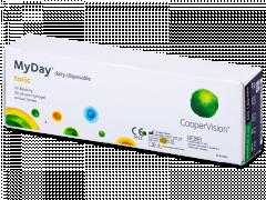 MyDay daily disposable toric (30 soczewek)