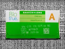 Biotrue ONEday for Astigmatism (90 soczewek)