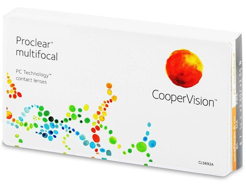 Proclear Multifocal XR (3 soczewki)