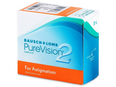 PureVision 2 for Astigmatism (6 soczewek)