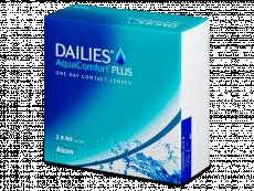 Dailies AquaComfort Plus (180soczewek)