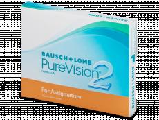 PureVision 2 for Astigmatism (3soczewki)
