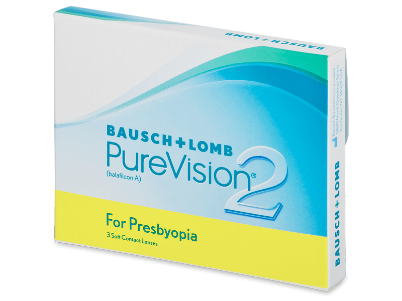 PureVision 2 for Presbyopia (3soczewki)