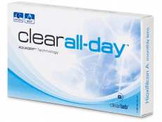 Clear All-Day (6 soczewek)