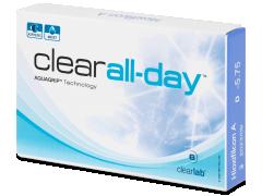 Clear All-Day (6 soczewek)