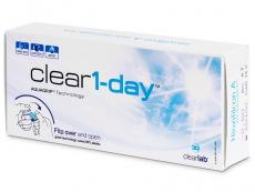 Clear 1-Day (30soczewek)
