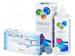Acuvue Oasys for Astigmatism (6 soczewek) +płyn Gelone(360ml)