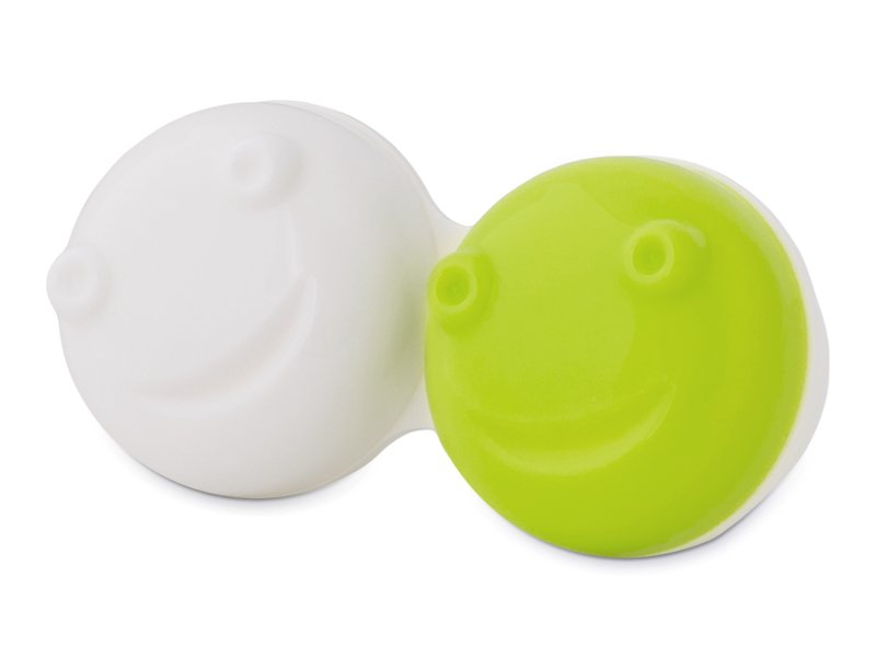 Pojemnik do wibracyjnego czyszczenia - zielony