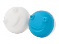 Pojemnik do wibracyjnego czyszczenia - niebieski
