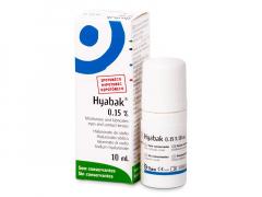 Krople do oczy Hyabak 10 ml