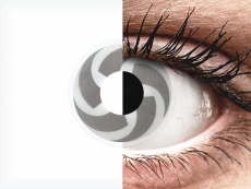 ColourVUE Crazy Lens - Blade - zerówki (2 soczewki)