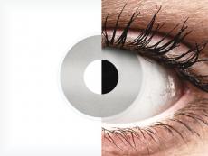 ColourVUE Crazy Lens - Mirror - zerówki (2 soczewki)