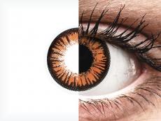 ColourVUE Crazy Lens - Twilight - zerówki (2 soczewki)