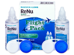 Płyn ReNu Multiplus flight pack 2 x 60 ml