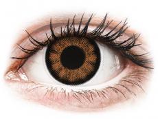 ColourVUE BigEyes Sexy Brown - korekcyjne (2 soczewki)