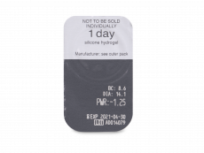 Clariti 1 day (90 soczewek)