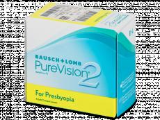 Purevision 2 for Presbyopia (6 soczewek)