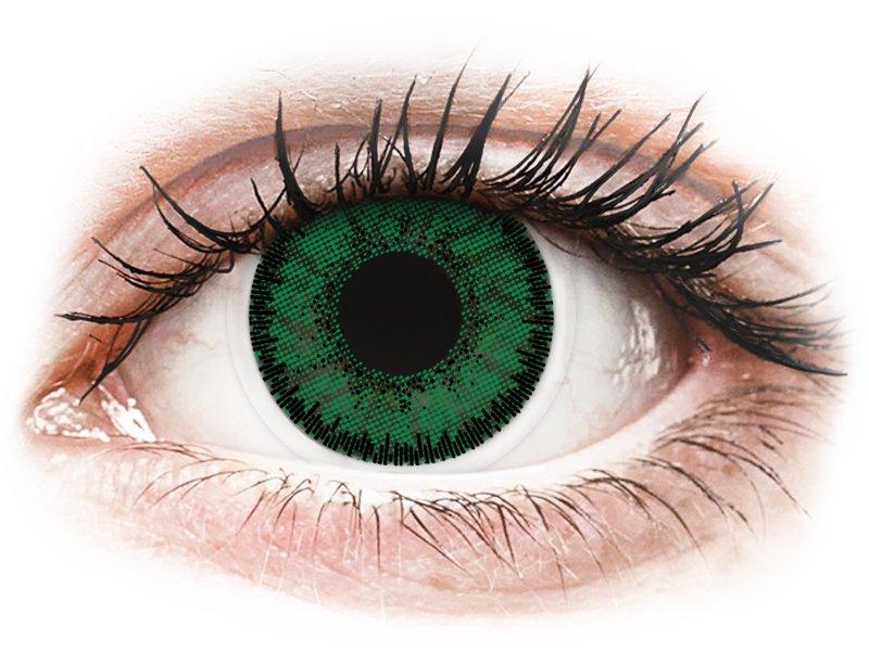 SofLens Natural Colors Emerald - korekcyjne (2 soczewki)