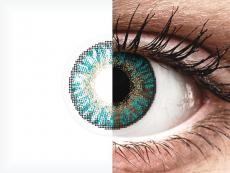 FreshLook ColorBlends Turquoise - korekcyjne (2 soczewki)