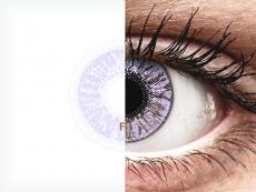 FreshLook Colors Violet - zerówki (2 soczewki)