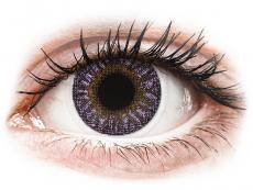 TopVue Color - Violet - korekcyjne (2 soczewki)