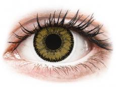 SofLens Natural Colors Dark Hazel - zerówki (2 soczewki)