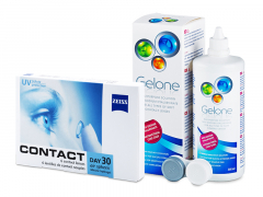 Zeiss Contact Day 30 Air (6 soczewek) + płynGelone 360 ml