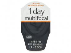 Proclear 1 Day Multifocal (30soczewek)