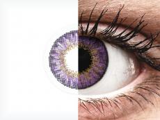 Air Optix Colors - Amethyst - korekcyjne (2soczewki)