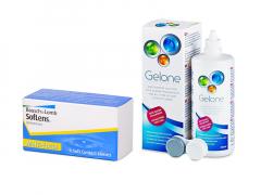SofLens Multi-Focal (3 soczewki) + płyn Gelone 360 ml