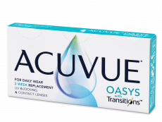 Acuvue Oasys with Transitions (6 soczewek)