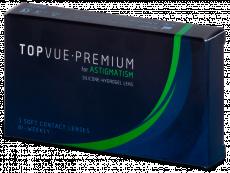 TopVue Premium for Astigmatism (3soczewki)