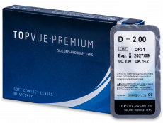 TopVue Premium (1soczewka)