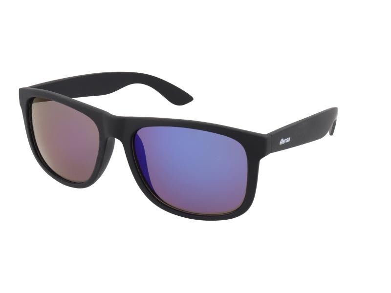 Okulary przeciwsłoneczne Alensa Sport All Black Blue Mirror