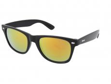 Okulary przeciwsłoneczne Alensa Sport Black Orange Mirror