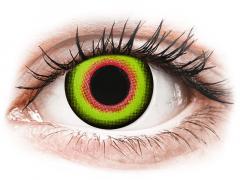 ColourVUE Crazy Lens - Mad Hatter - jednodniowe zerówki (2soczewki)
