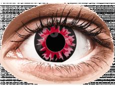 ColourVUE Crazy Lens - Volturi - jednodniowe zerówki (2soczewki)