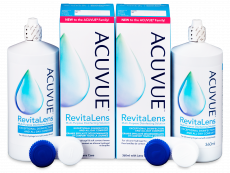 Płyn Acuvue RevitaLens 2x 360 ml