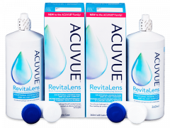 Płyn Acuvue RevitaLens 2x 360 ml