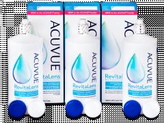 Płyn Acuvue RevitaLens 3x 360 ml