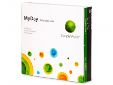 MyDay daily disposable (90 soczewek)