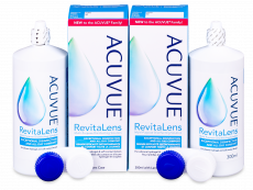 Płyn Acuvue RevitaLens 2x 300 ml