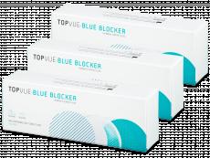 TopVue Blue Blocker (90 soczewek)