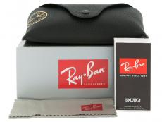 Okulary przeciwsłoneczne Ray-Ban Justin RB4165 - 622/6Q