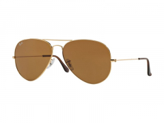 Okulary przeciwsłoneczne Ray-Ban Original Aviator RB3025 - 001/33