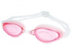 Różowe okulary do pływania