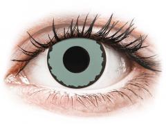 CRAZY LENS - Zombie Virus - jednodniowe korekcyjne (2 soczewki)