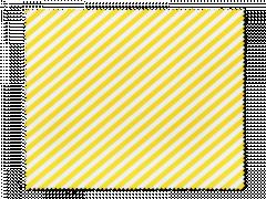 Ściereczka do czyszczenia okularów - żółto-biała