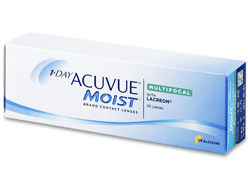 1 Day Acuvue Moist Multifocal (30 soczewek)